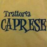 Photo taken at Trattoria Caprese by Paolaaar on 3/7/2013