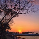 Photo taken at Woodlands Waterfront by Guosheng on 2/1/2013