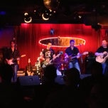 Photo taken at Continental Club by Kristoffer L. on 5/2/2013