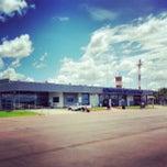 Photo taken at Aeroporto de Dourados (DOU) by Nazem J. on 3/12/2013