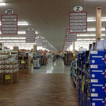 Photo taken at Woodman's Food Market by Brian W. on 5/6/2013
