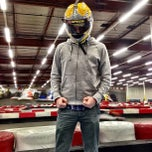 Photo taken at K1 Speed Torrance by Sean M. on 3/24/2013