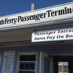 Photo taken at North Ferry - Greenport Terminal by Melissa on 7/4/2012