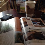 Photo taken at Saxbys Coffee by Megan W. on 3/2/2014