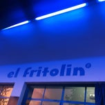 Photo taken at El Fritolin by Luigi F. on 7/18/2013