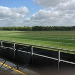 Photo taken at Haydock Park Racecourse by Iain on 5/22/2013