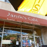 Photo taken at Janik's Cafe by Vanessa S. on 7/20/2013