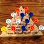 Photo taken at Cracker Barrel Old Country Store by rachel on 11/21/2012