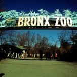 Photo taken at Bronx Zoo by Grauhase on 12/28/2012