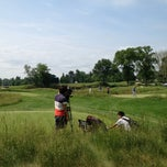 Photo taken at Merion Golf Club by Laura S. on 6/10/2013