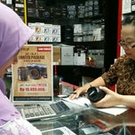Photo taken at Toko Sumber Bahagia by Siti R. on 4/17/2015