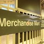 Photo taken at CTA - Merchandise Mart by Evan[Bu] on 7/26/2013