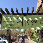 Photo taken at Caffe Boa by Vishal M. on 3/17/2013