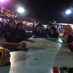 Photo taken at Pasar Malam Serian by Mohd Taufik S. on 2/2/2013