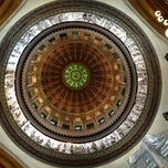 Photo taken at Illinois State Capitol by Christine B. on 3/30/2013