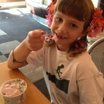 Photo taken at Teo Espresso, Gelato & Bella Vita by Matt W. on 1/25/2013