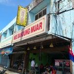 Photo taken at Mee Bandung Muar by Afandi A. on 11/22/2012