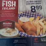 Photo taken at Sizzler by Mike N. on 11/15/2014