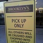 Photo taken at Brooklyn's Old Neighborhood Style Pizzeria by Damaras💗 on 3/13/2013