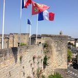 Photo taken at Château de Caen by Mansour H. on 6/2/2013