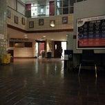 Photo taken at Charles V. Schaefer Athletic and Recreational Center by Ranger W. on 1/24/2014