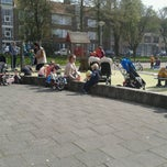 Photo taken at Spaarwaterstraat by Erik d. on 4/24/2013