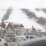 Photo taken at Blue Mountain Resort by Alison K. on 2/21/2013