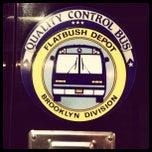 Photo taken at Williamsburg Bridge Bus Terminal by Clay W. on 4/29/2013