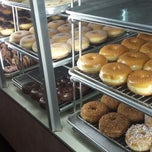 Photo taken at Ferrell's Donut Shop by kumi m. on 2/23/2014