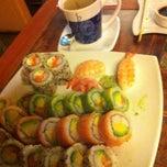 Photo taken at Okasama Sushi & Delivery by esteban v. on 6/4/2013