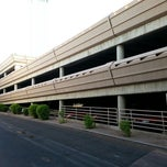 Photo taken at Parking Garage by Andrew D. on 8/17/2014