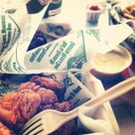 Photo taken at Wingstop by Anthony / Viet on 1/12/2013