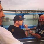 Photo taken at Willamette Jet Boat Tours by Brewvana T. on 9/5/2013