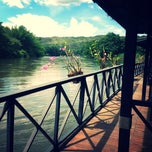 Photo taken at Yoko Resort River Kwai by Varangkanang N. on 5/13/2013