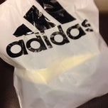 Photo taken at Adidas by Anuwat R. on 3/26/2014