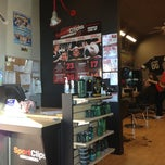 Photo taken at SportClips by ERIC Y. on 12/30/2012