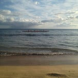 Photo taken at Maui Canoe Club by Jason P. on 3/29/2013