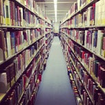 Photo taken at Social Sciences & Humanities Library by Nicholas S. on 10/25/2012