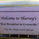 Photo taken at Harvey's by Debbie P. on 12/23/2013
