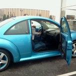 Photo taken at Serra VW by Brandy P. on 11/27/2012