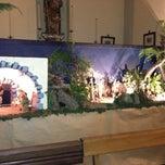 Photo taken at Monasterio Carmelitas Descalzas by Rafa O. on 1/5/2013
