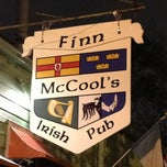 Photo taken at Finn McCool's Irish Pub by Nicole S. on 2/23/2013