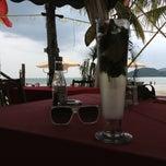 Photo taken at Bistro@Garden Beach Resort by Paolo 7. on 3/7/2013