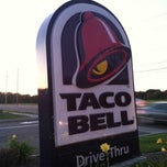 Photo taken at Taco Bell by Erin C. on 9/28/2012