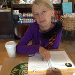Photo taken at Starbucks by Trish A. on 10/13/2012