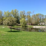 Photo taken at Malapardis Park by Shannon V. on 5/1/2013