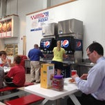 Photo taken at Costco FoodCourt by VazDrae L. on 8/8/2013