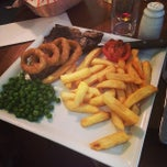 Photo taken at Brewers Fayre by Chris P. on 5/28/2014