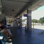 Photo taken at Wildwood bus terminal by Courtney M. on 9/15/2012
