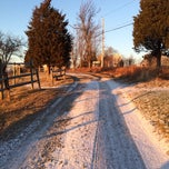 Photo taken at Weir River Farm by Thomas S. on 12/27/2013